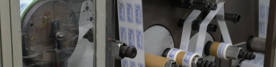 TapeTeam - Tape med tryk - Logotape - Banner - Produktion - Trykkeri