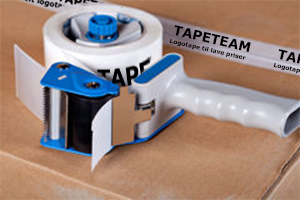 TapeTeam - Tape dispenser til afrulning af tape